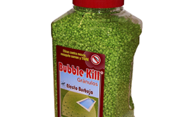 INSECTICIDA GRANULADO BUBBLE KILL 400 GRS